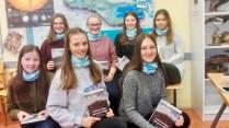 08.11.2017: die Schülerinnen aus Aalen genießen Finnland