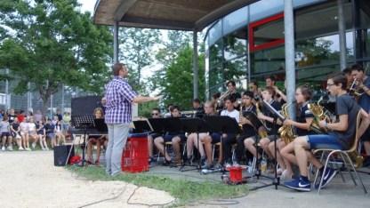 21.06.2017: Ohne die Big Band geht nichts!