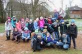 180201: die Klasse 5b am Wintersporttag