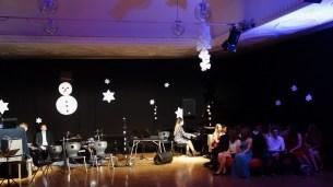 02.02.2018: Pelin eröffnet den Ball mit einem Klaviersolo
