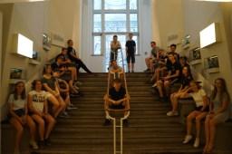 19.07.2018: Klassen 10abc im rheinischen Landesmuseum