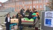 31.01.2019: Das Schubart-Gymnasium wird UNESCO-Geopark-Schule. Die Vorbereitungen für den Festakt am 06.02. sind in vollem Gange.