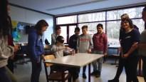 15.02.2019: Schüler*innen der Klasse 6 erleben den Alltag von Menschen mit körperlichen Einschränkungen