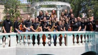 02.07.2019: Unsere Ensembles im Europapark