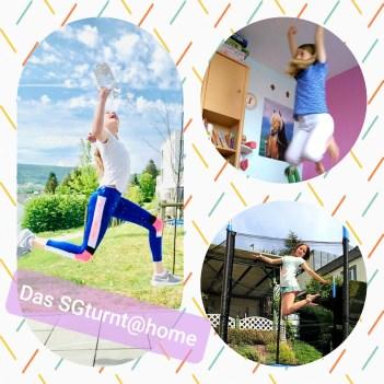 """22.06.2020: Die Gewinnder der """"SG turnt""""-Challenge"""