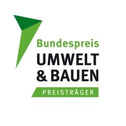 BuP_Umwelt_Bauen_Wortmarke_Preistraeger_RGB