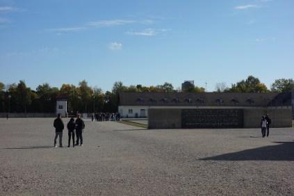 15.10.2021: Der Appellplatz