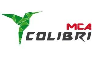Logo du logiciel de gestion MCA Colibri de MCA-Concept