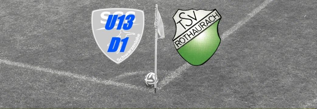TSV Rothaurach – SGS U13