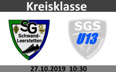 (SG) Schwand-Leerstetten – SGS U13