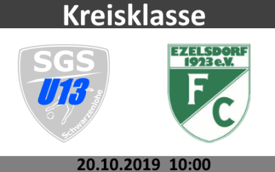 SGS U13 – (SG) FC Ezelsdorf