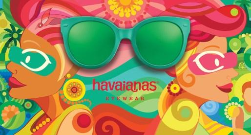 Hot Hot Havaianas sunglasses: Inaugural Collection