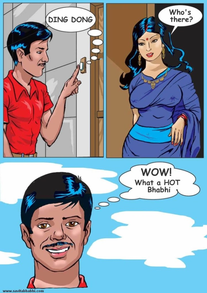 Kirtu - Savita Bhabhi Episode 01-86 pdf » RomComics - Most ...