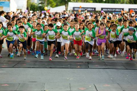 Cold Storage Kids Run 2015: The popular kids' race is back again this year!