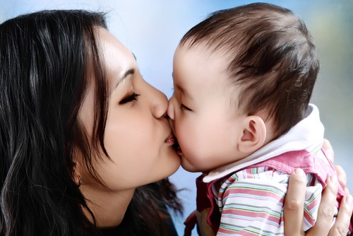 signs your baby loves you