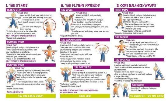 4 bài tập dễ dàng giúp trẻ tăng chiều cao