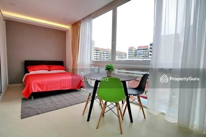 Kelantan Lane Apartment 80361880