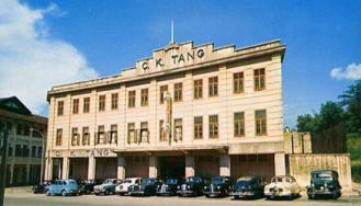 First CK Tang Store at River Valley,1939