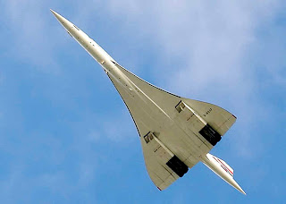 Concorde Underbelly