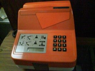 Orange Coinphone