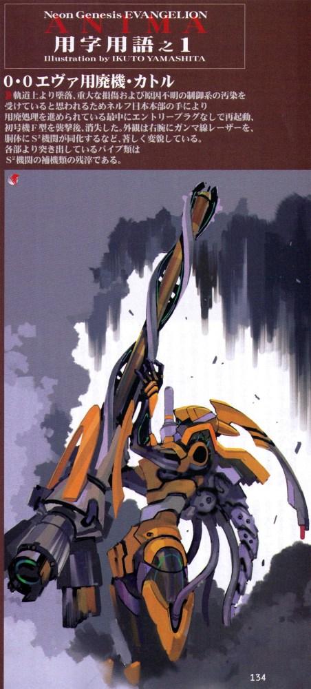Evangelion ANIMA (4/4)