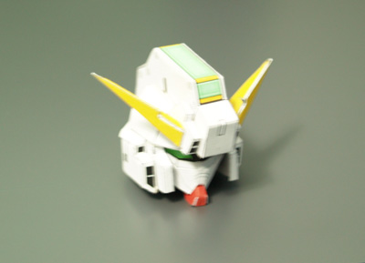 Papercraft TR-1 Hazel [Part 3]