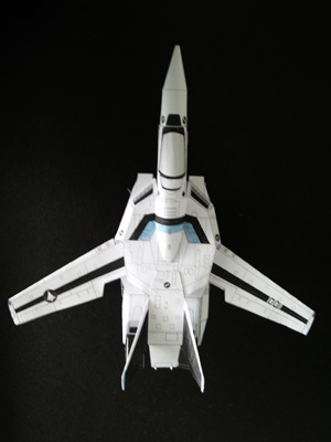 Papercraft VF-1S (4/4)
