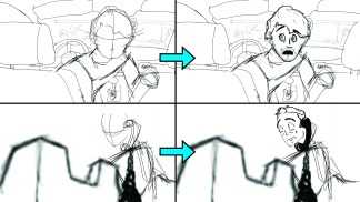 Storyboard Retouch