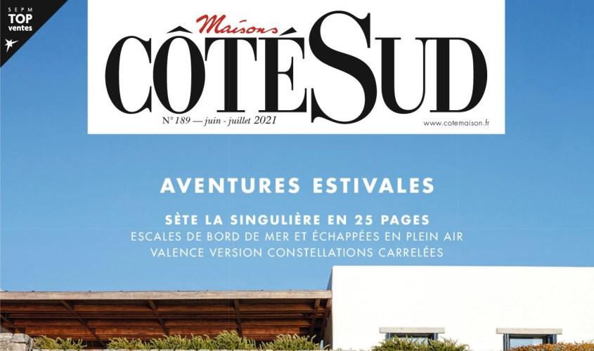 Imprimer _ Maisons Côté Sud 189 pdg bandeau