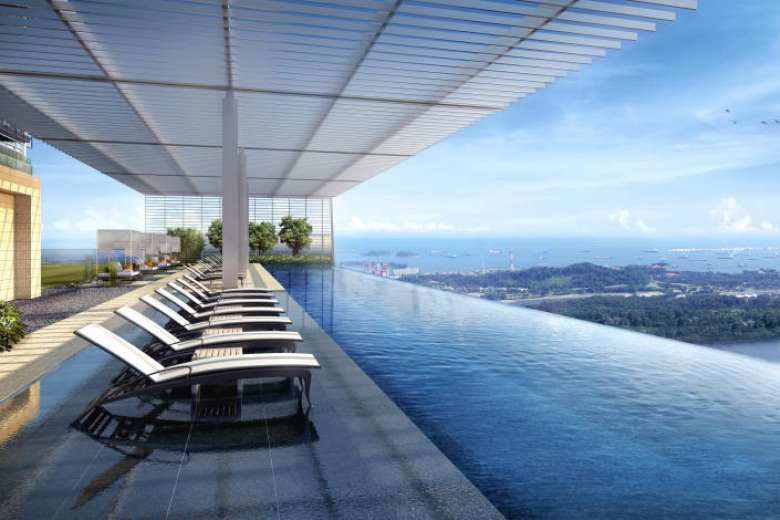 Super Penthouse in Singapore for S$100M