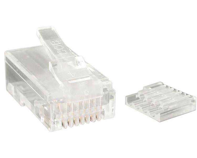 Cat 6 Modular Plug