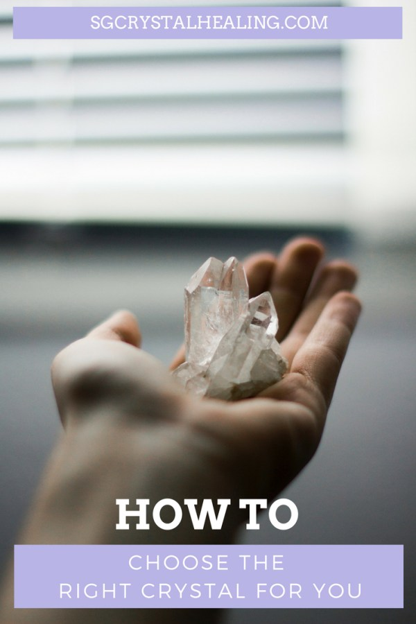 How to Choose the RIGHT crystal for YOU