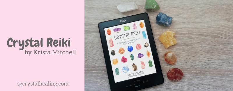 Krista Mitchell's Crystal Reiki review