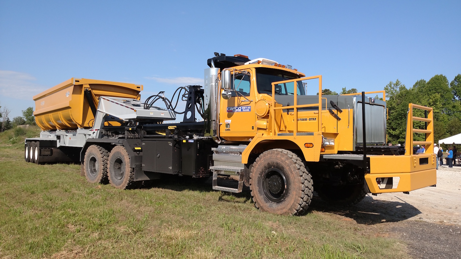 Heavy Western 6900 Haul Star
