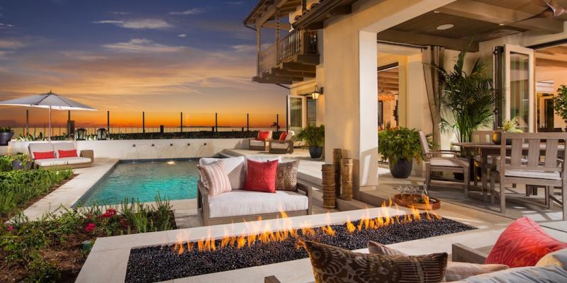 House Review | Outdoor Living Spaces | Professional Builder on Enclosed Outdoor Living Spaces  id=76128
