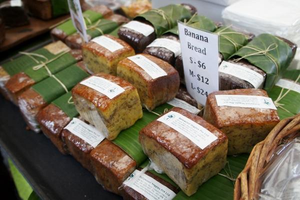 Bollywood Veggies' Banana Loafs