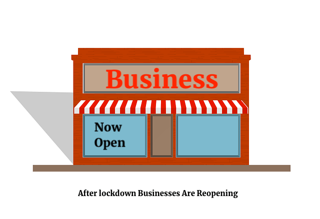 after lockdown businesses are opening