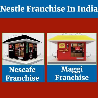 Nestle franchise