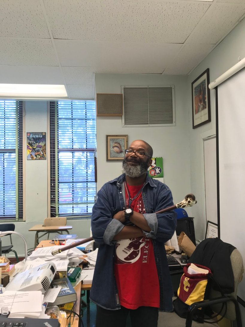Mr. Hall visits museums, loves Jazz, and plays a bit of piano. He has entered dance contests in New York for Salsa and Bachata.