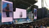 Google I/O 2017: Android Tembus 2 Miliar, Kalahkan Facebook!