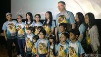 Lukman Sardi Tampil Gondrong dalam Surat Kecil untuk Tuhan