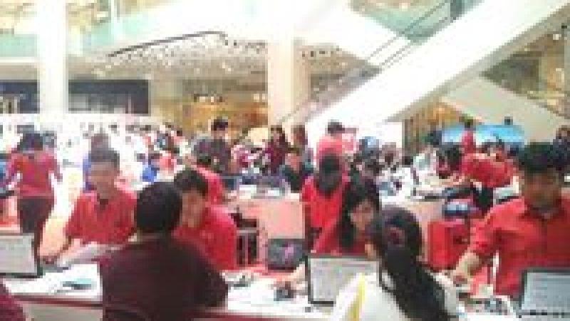 Mega Travel Fair Jakarta Resmi Dibuka, Ayo Hunting Tiket Liburan!