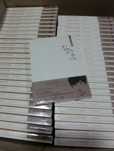 L's Bravo Viewtiful Part 2 (Korean ver) that arrived! #04
