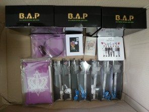 Merchandises that arrived! #02