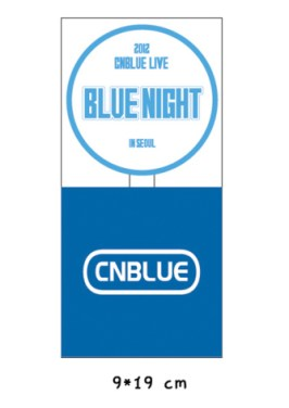 CNBLUE Blue Night Lightstick