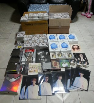 More INFINITE Season 2 Albums, BTS Skool Luv Affair Special Editions & more that arrived!