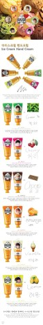Icecream Hand Cream