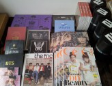 Albums, Magazines & Merchandises that arrived today! #03