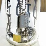 TVXQ - Silver Necklace