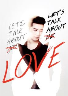 Seung Ri – LETS TALK ABOUT LOVE Red & White version